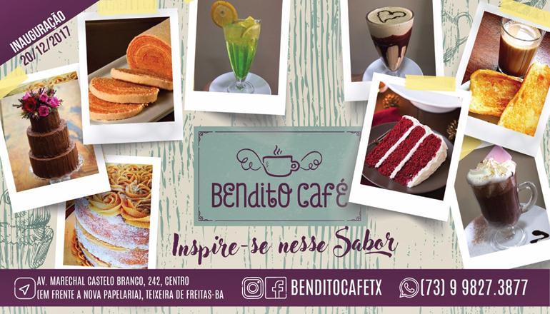Bendito Café será inaugurado em Teixeira de Freitas; inspire-se nesse sabor