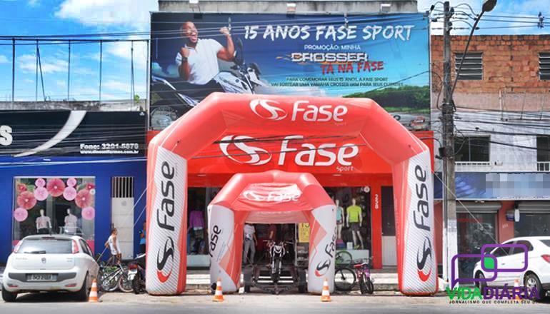 A Fase Sport vai realizar a Black Friday de verdade nesta sexta-feira (24); aguarde