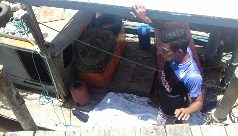 Pescador de Alcobaça morre preso no equipamento de rede