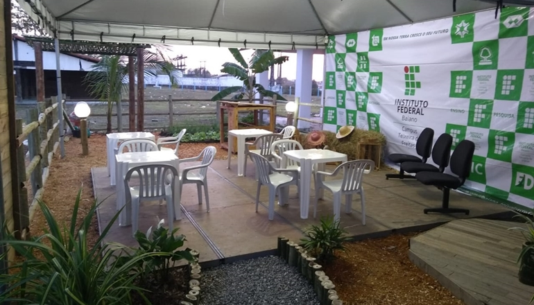 IF Baiano estará com stand montado em todos os dias da Exposição Agropecuária de Teixeira de Freitas; inscreva-se!