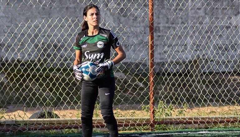 Campeã brasileira de Futebol 7 Feminino 2018 3871e6f5949b1