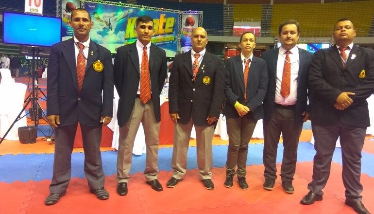 15 atletas teixeirenses de karatê participaram de competições nacionais e internacionais em Brasília; confira os resultados!