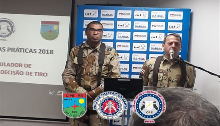 Tecnologia ajuda na melhoria da Segurança Pública na Bahia