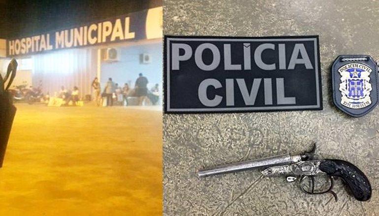 Violência assustadora: menino de 10 anos atira no ânus de uma garota de 09 após tentativa de estupro