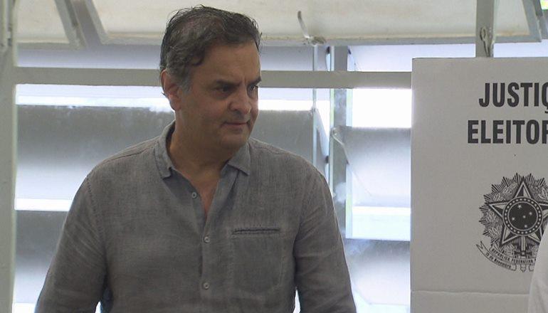 PF faz buscas em imóveis de Aécio e Paulinho da Força em operação que investiga 6 parlamentares