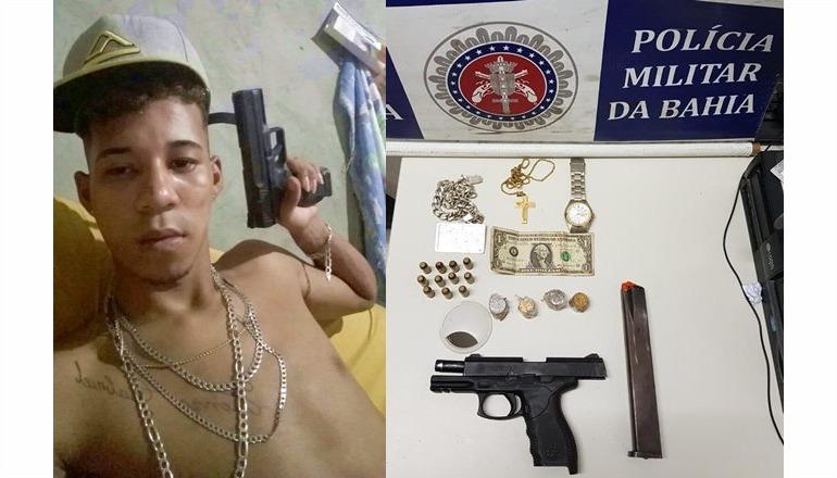 Criminoso morre em troca de tiros com a PM de Porto Seguro; o indivíduo era o principal suspeito da morte do policial Françual