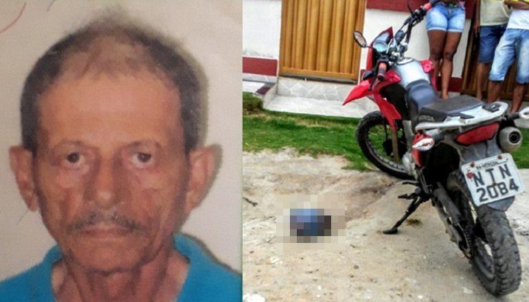 Assassinatos voltam a amedrontar moradores de Teixeira de Freitas: homem mata idoso e joga a cabeça na rua no bairro Redenção