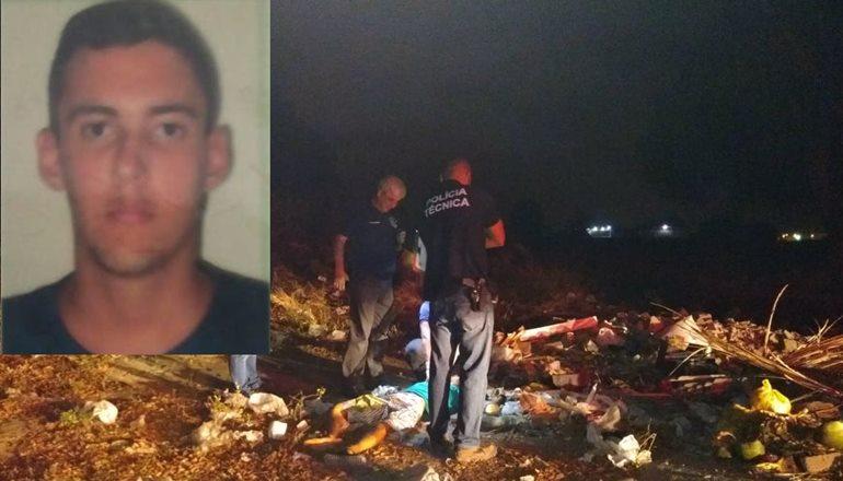 Jovem é morto a tiros no Castelinho em Teixeira de Freitas
