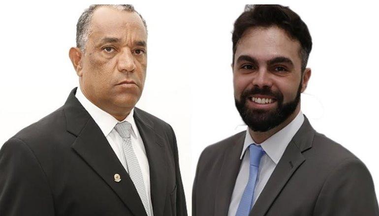 Vereador Berg e Jonathan consegue na justiça a suspensão de apreensão de veículos em Teixeira de Freitas