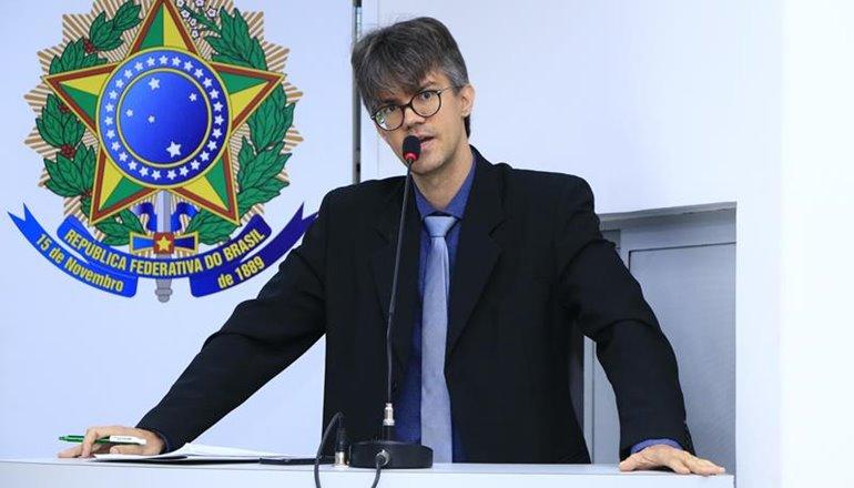 Vereador Belitardo apresenta projeto com plano de ação para promoção da saúde bucal nas Escolas