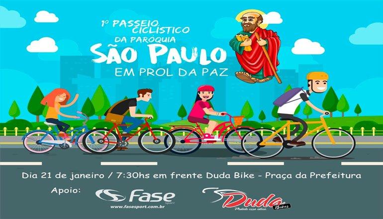 Festa de São Paulo Apóstolo iniciará nesta sexta-feira (19) e com novidades. Confira!
