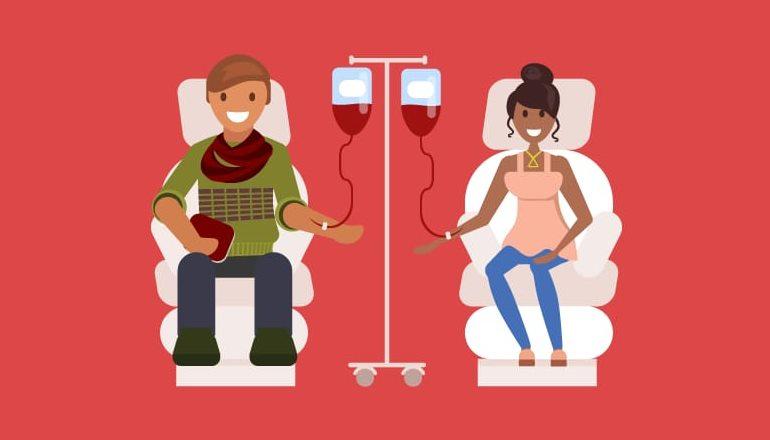 Texas Inline promove campanha de doação de sangue na Hemoba de Teixeira de Freitas