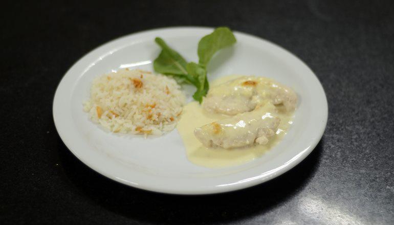 ... Vídeo  Restaurante Sabor da Terra lhe ensina a fazer um delicioso  Frango Cremoso  confira 09e78c236b
