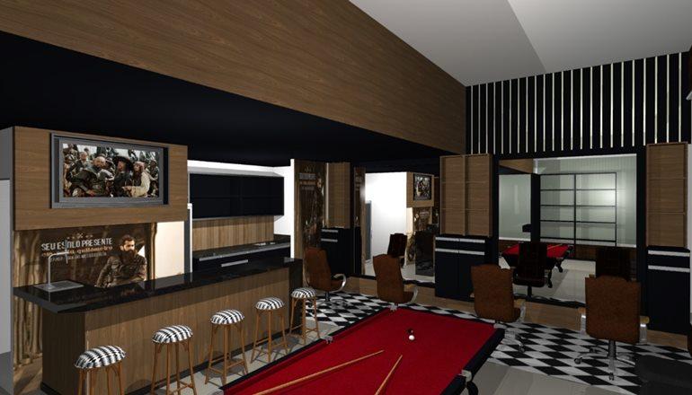 Convite: será inaugurado Jem Studio Men's, novo conceito em Barber Shop em Teixeira de Freitas