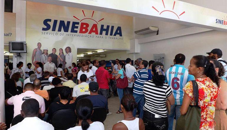 SINEBAHIA de Teixeira disponibiliza 9 vagas de emprego para exclusivamente para essa quinta-feira (14)