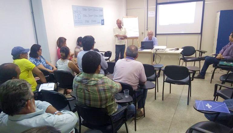 Sebrae e Secretaria de Agricultura participam de discussão sobre projeto de queijarias artesanais do Extremo Sul