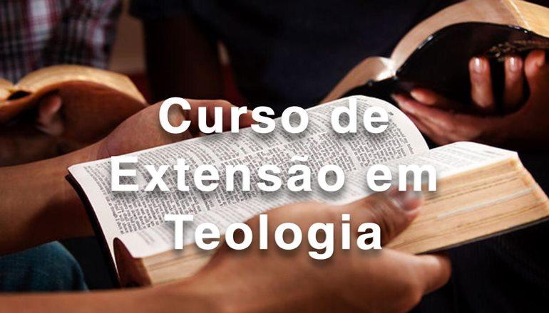 FASB realizará Curso de Extensão em Teologia; faça já sua inscrição!