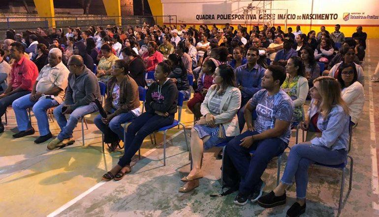 Escola Gessé Inácio receberá projeto cívico-militar em Teixeira
