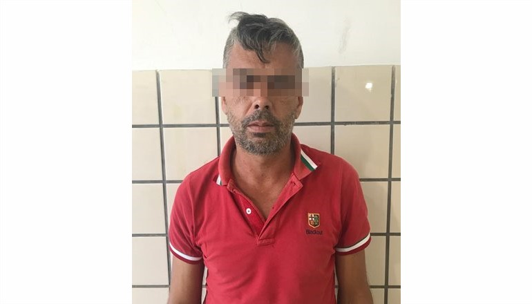 Homem é preso pela CAEMA por porte ilegal de arma no distrito de Juerana, município de Caravelas