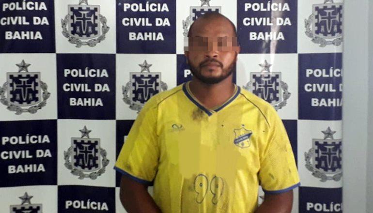 Justiça de Teixeira de Freitas acata pedido da DEAM e prende indivíduo que descumpriu medida protetiva; ele é acusado de agredir a esposa