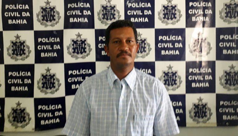 DEAM prende homem foragido do sistema prisional de Teixeira de Freitas; o mesmo foi denunciado por violência doméstica pela vítima