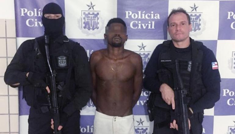 Operação Zona Ribeirinha: Polícia Civil de Caravelas prende suspeito por porte ilegal de armas e tráfico de drogas
