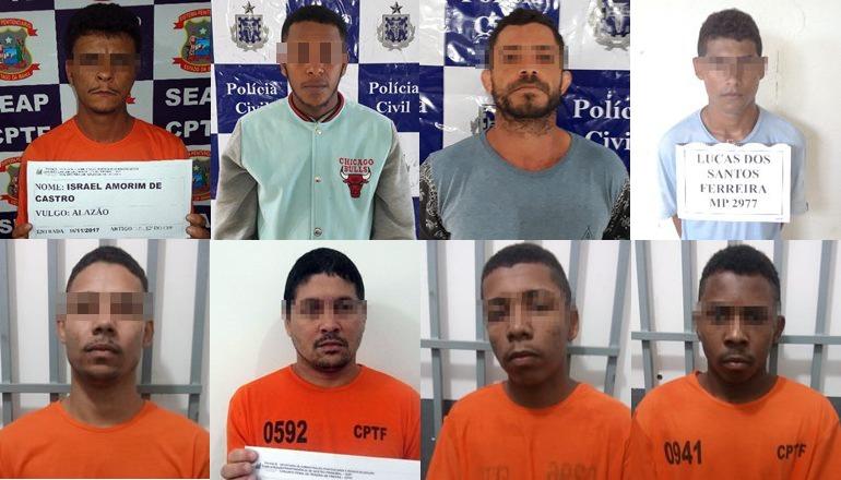 Operação Baixada: Forças policiais cumprem diversos mandados de prisão, busca e apreensão em Teixeira de Freitas