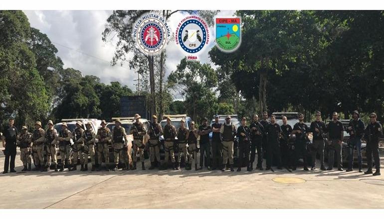 Operação Serra Verde: polícias cumprem mandado de prisão, prisão em flagrante e apreende drogas e armas de fogo em Alcobaça