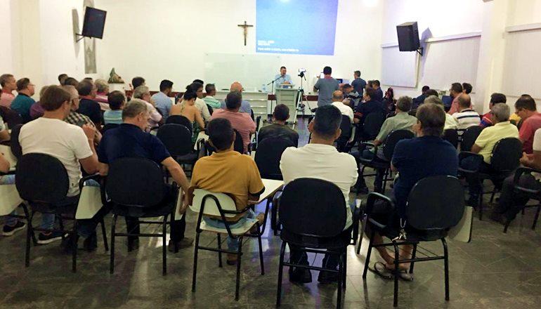 Evento histórico e inovador: grupo de estudos é formado para discutir e debater políticas públicas para Teixeira de Freitas