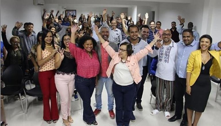 PSB apresenta nova diretoria em Teixeira de Freitas
