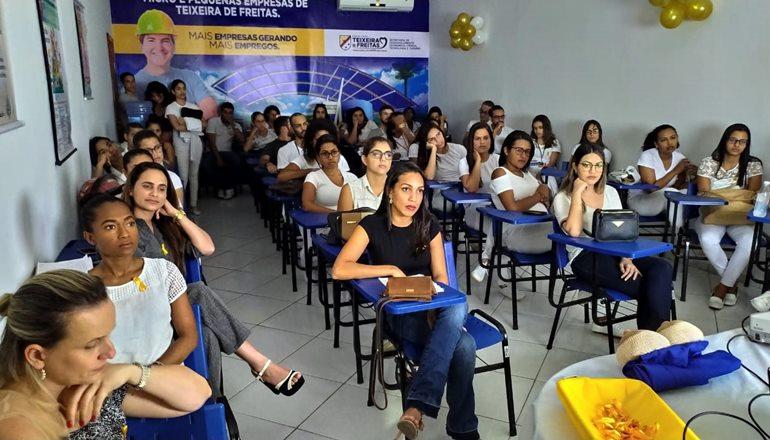 Agosto Dourado: UMMI organiza tarde de palestras sobre aleitamento materno