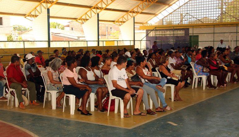 Mais de 600 pessoas foram atendidas em Alcobaça na triagem para procedimentos de saúde da visão