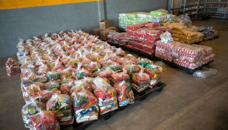 Distribuição de kit's de alimentação da Educação será retomada na próxima semana em Teixeira