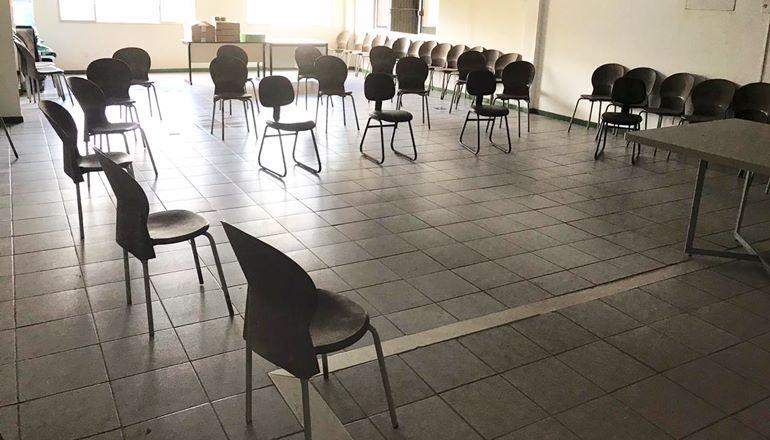 Tudo preparado para Assembleia Geral Ordinária onde será eleito nova diretoria do Condomínio Teixeira Mall Center