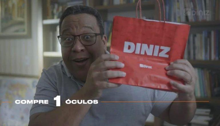 Promoção nas Óticas Diniz: Compre um óculos para seu pai e ganhe outro para você