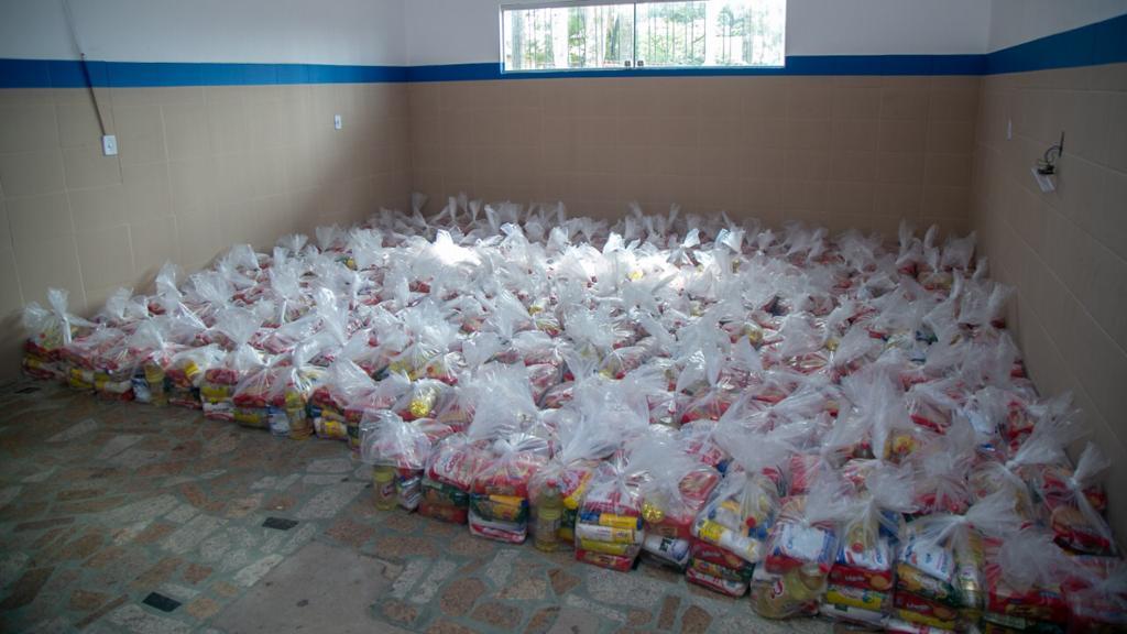 Município de Teixeira retoma entrega de Kits de Merenda Escolar e de Atividades Impressas para famílias