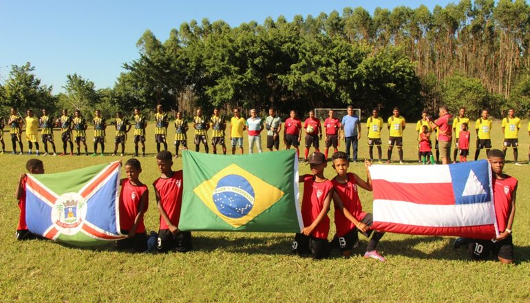 Abertura do 14º Campeonato de Futebol Sulalcobacense