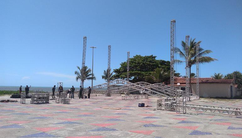 Quase tudo pronto para o carnaval 2020 de Alcobaça: veja a programação