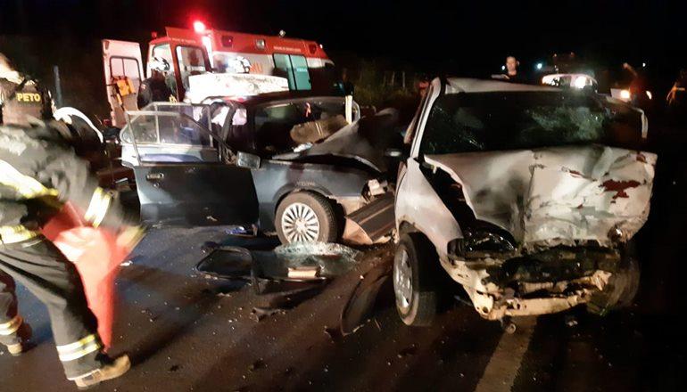 Morre no HMTF terceira vítima do acidente na BR 418 em Nova Viçosa