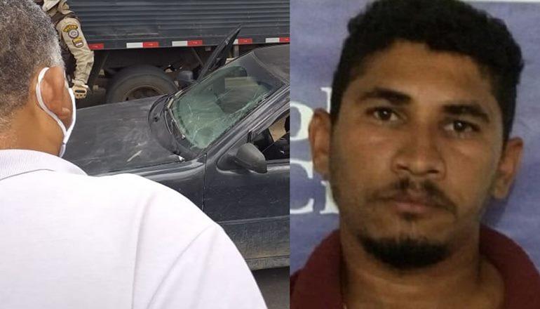 Apontado como ex-gerente de grupo criminoso é executado a tiros no centro de Teixeira