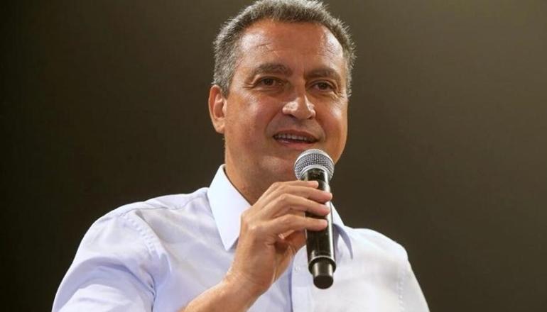 Rui Costa diz que adquiriu 19,8 milhões de seringas e cobra governo federal