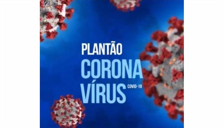 Teixeira registra 50 novos casos e 02 mortes: veja o boletim Coronavírus da região com Davi Mello nesta quinta (02)