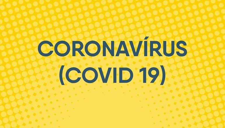 A Bahia registra a primeira morte pelo novo coronavírus