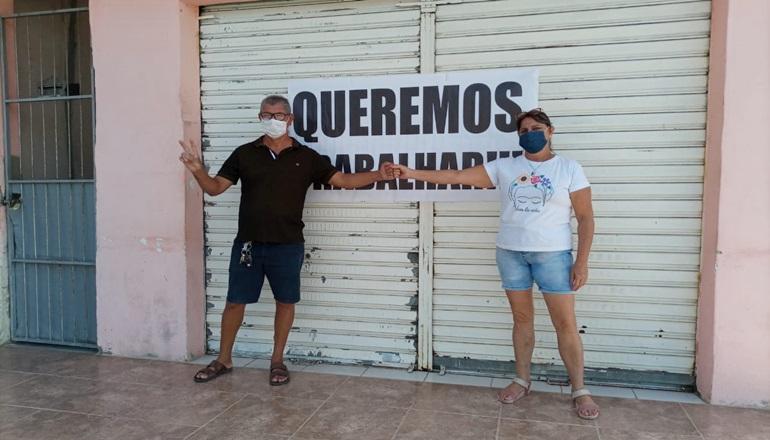 Teixeira: bares, restaurantes e outros continuam funcionando para delivery ou retirada de produtos até 7 de junho