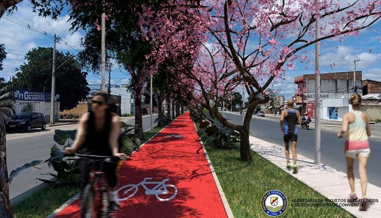Vem aí: Prefeitura apresenta projeto de ciclovia na Avenida Presidente Getúlio Vargas