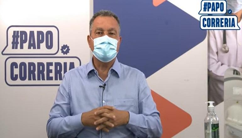 Rui anuncia volta das aulas semipresenciais na Bahia a partir de 26 de julho