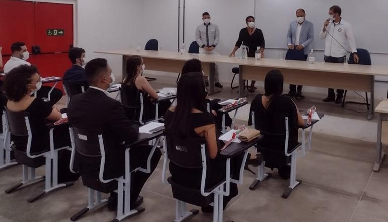 UFSB forma primeira turma de medicina em Teixeira de Freitas