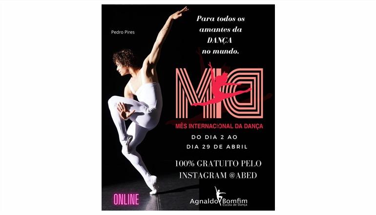 MID mês internacional da dança de Teixeira de Freitas para o mundo