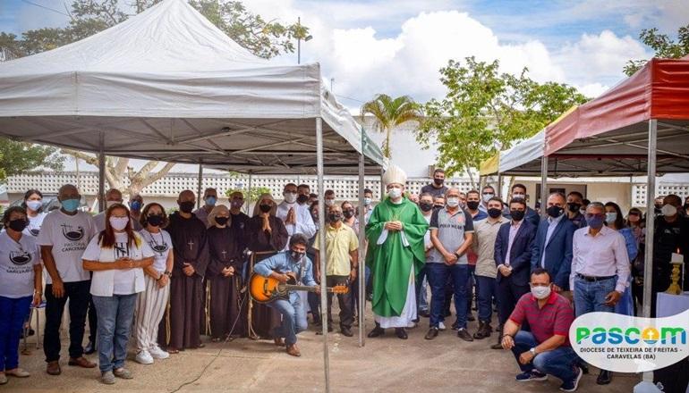 Pastoral Carcerária promove Missa dedicada aos que atuam no sistema prisional em Teixeira