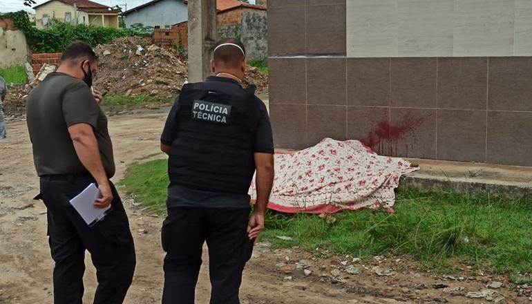 Adolescente é morto a tiros no Domingo de Páscoa em Teixeira de Freitas